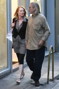 Marg Helgenberger in Milan with her new boyfriend - September 20, 2010 (x23)