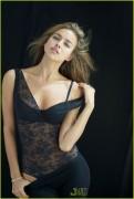 Black Underwear Photoshoot