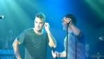Robbie et Gary  au concert à Paris au Alhambra 10/10/2010 55c355101960685