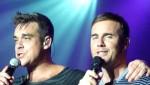 Robbie et Gary  au concert à Paris au Alhambra 10/10/2010 991314101963618