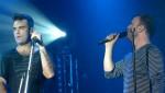 Robbie et Gary  au concert à Paris au Alhambra 10/10/2010 Afade2101962645