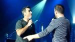Robbie et Gary  au concert à Paris au Alhambra 10/10/2010 Be7eeb101963185