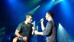 Robbie et Gary  au concert à Paris au Alhambra 10/10/2010 Ee02b3101963288