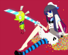 Panty and Stocking Imagenes