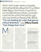 Hilary Swank-Total Film December 2010