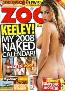 Keeley Hazell-Zoo October 5th-11th 2007