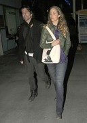 Elizabeth Berkley - leaving Arclight Cinemas in Hollywood, November 29, 2010