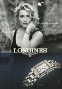 Kate Winslet-Longines Watches Advert