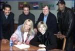 Бритни Спирс, фото 14894. Britney Spears Signs On To Promote Pepsi Cola 2001, foto 14894