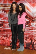Шер Ллойд, фото 148. with Cher Lloydyl Cole & Rebecca Ferguson - The X Factor Final Press Conference (December 09,2010) tagged, foto 148