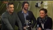 Take That à la radio DJ Italie 23/11-2010 407942110833081