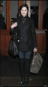Gemma Arterton-Out and About December 1st 2010