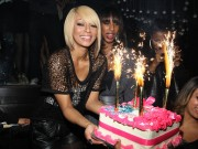 Кэри Хилсон, фото 556. Keri Hilson Album Release & Birthday Party, NYC - 21/12/2010, foto 556