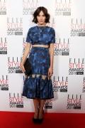 Алекса Чанг, фото 365. Alexa Chung 2011 ELLE Style Awards in London - 14.02.2011, foto 365