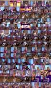 Scarlett Johansson,Jessica Biel,Minka Kelly,Kelly Ripa,Jessica Alba,Eva Longoria,Emily Blunt,Sofia Vergara,Lindsay Lohan @ Jimmy Kimmel [2-27-11]