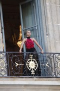 ADDs Beyonce's Photoshoot at Ritz Hotel's balcony, 22 april, x82
