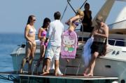 Аврил Лавин, фото 13635. Avril Lavigne in St.Tropez (25.6.2011), foto 13635