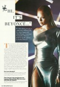 Beyonce Knowles-Company September 2011