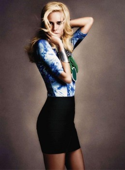 Изабель Лукас, фото 568. Isabel Lucas in Marie Claire US November 2011 / LQ, foto 568,