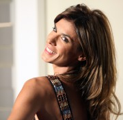 "Elisabetta Canalis arrives at the Rodeo Drive ""Walk Of Style"" event, 23 October"