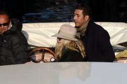 Dakota Fanning @ Venice, Italy on the set of Effie (11-29-2011).