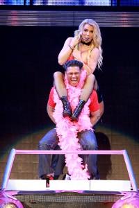 Бритни Спирс, фото 15276. Britney Spears - LIVE Puerto Rico - 10/12/11, foto 15276