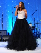 Leona Lewis at the Noble Gift Gala in London, 10 December, x6