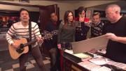 Saturday Night Live skits 12/17; Nasim Pedrad, Kristen Wiig, Abbey Elliott, Vanessa Bayer