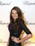 Надин Койл, фото 427. Nadine Coyle 15th November - Grand Re-Opening of Chopard boutique at South Coast Plaza, foto 427