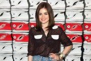 Люси Хейл, фото 577. Lucy Hale Launch of Converse's new West Coast Flagship Store in Santa Monica - February 15, 2012, foto 577