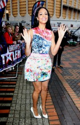 Алеша Диксон, фото 255. Alesha Dixon 'Britains Got Talent' auditions, Feb 17, foto 255