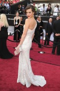 Милла Йовович, фото 2009. Milla Jovovich 84th Annual Academy Awards - February 26, 2012, foto 2009