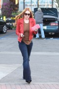 Линдси Лохан, фото 23102. Lindsay Lohan - out and about in Beverly Hills 03/08/12, foto 23102