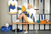 Криста Мур, фото 791. Crista Moore Cheerleader Distraction Set ( Mq & Tagg ), foto 791