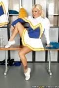 Криста Мур, фото 797. Crista Moore Cheerleader Distraction Set ( Mq & Tagg ), foto 797