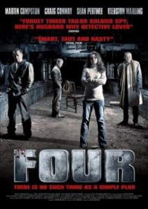 Download Four (2011) BluRay 720p 550MB Ganool