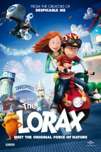 Dr. Seuss The Lorax (2012) TS v2 300MB