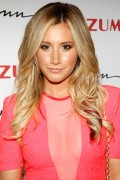 Ashley Tisdale - Unmasking Mizumi Restaurant in Las Vegas 06/07/12