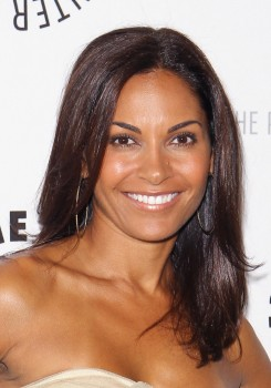Salli Richardson-Whitfield @ The Paley Center For Media Presents An Evening With Eureka (7/9/12)