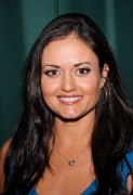   Danica McKellar - Girls Get Curves book signing in LA 08/23/12