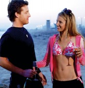 Dianna Agron- Skid Marks Production Stills(Bikini)