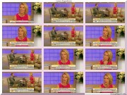 Laura Ingraham--red Dress�Legs--13.07.2010--nbc