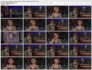 Kyra Sedgwick -- The Late Show with David Letterman (2010-07-15)