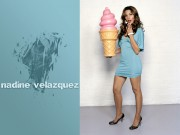Nadine Velazquez : Hot Wallpapers x 2