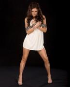 Maria Kanellis: White Hot (x8 Pics)