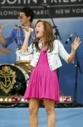 Деми Ловато, фото 119. Demi Lovato performs during ABC's 'Good Morning America' (august 13), photo 119