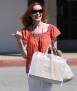 "Marcia Cross ""Out & About"" Strolling In Brentwood -August 17th 2010- (HQ X6)"