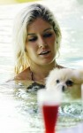 Heidi Montag In A Bikini In Costa Rica 9/8/10