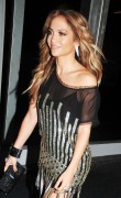 Jennifer Lopez - headed to Tommy Hilfiger Spring 2011 Fashion Show in NY - September 12, 2010